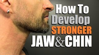 Download 7 Tips For A SEXIER Jawline & STRONGER Chin! (How To Have A Chiseled Face) Video