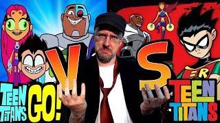 Download Old vs New Teen Titans – Nostalgia Critic Video