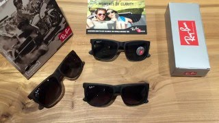 Download Ray-Ban RB 4165 Justin New Collection - Обзор Video