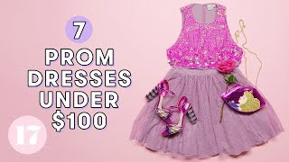 Download Cutest Cheap Prom Dresses Under $100 | Style Lab Video