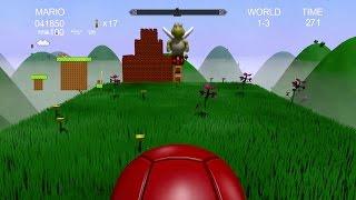 Download Super Mario Bros 1 (First Person) Level 1-3 Video