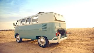 Download Watch classic Volkswagens become beautiful electric cars Video