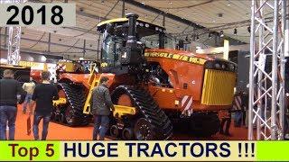 Download Top 5 Big Tractors 2018 Video