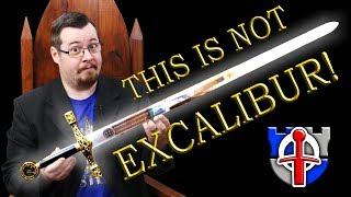 Download What did Excalibur REALLY look like? (The sword of King Arthur) Video