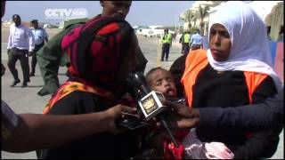 Download Somali Migrants Deported From Saudi Arabia Video
