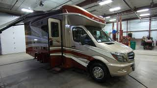 Download 2020 Dynamax Isata 3 24FW Full Wall Slide with Mercedes Benz Diesel! Video