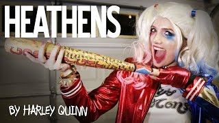Download Heathens - Rock cover by Harley Quinn Video