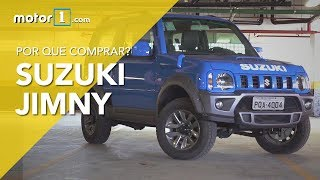 Download Por Que Comprar? Suzuki Jimny 2017 | Motor1 Brasil Video