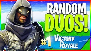 Download 🔴 Solos & Random Duos // NEW ″Cloaked Star″ Skin in Fortnite! (Fortnite LIVE Gameplay) Video