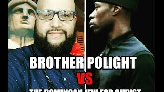Download The Dominican Jew for Christ vs Brother POLIGHT : Authenticating the Existence of God? Video