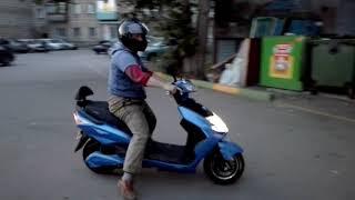 Download Электро скутер Sunsuki - 1 часть Video