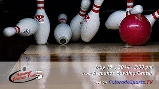 Download Denver Amateur Bowlers Tour - Week 20 Finals Video
