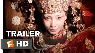 Download Mojin: The Lost Legend Official Trailer 1 (2015) - Shu Qi, Chen Jun Action Movie HD Video