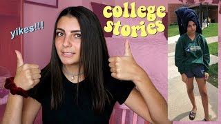 Download what happened during my first week of freshman year (college stories) Video