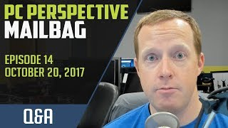 Download PCPer Mailbag #14 - 10/20/2017 Video