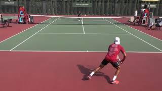 Download 10 29 2018 Cukierman (USC) Vs Kumar (Stanford) Men's singles finals Video