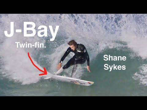 Is J-Bay Best Surfed On A Twin Fin?