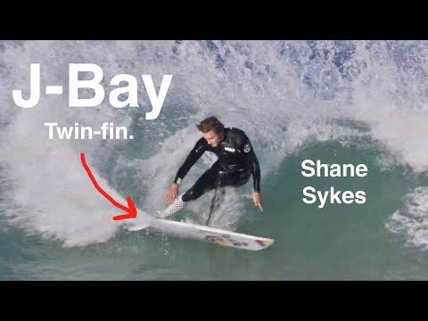 Is J-Bay Best Surfed On A Twin Fin?