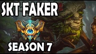 Download FAKER plays IVERN Jungle vs ROX Kuro LEE SIN Video