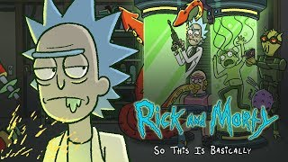 Download So This is Basically Rick and Morty Video