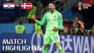 Download Croatia v Denmark - 2018 FIFA World Cup Russia™ - Match 52 Video
