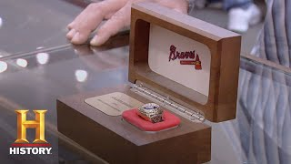 Download Pawn Stars: 1995 Atlanta Braves World Series Ring (Season 6) | History Video