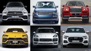 Download Top 15 Ultra Luxury SUV 2019 (YOU MUST SEE) Video