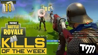 Download Fortnite: Battle Royale - TOP 10 KILLS OF THE WEEK #11 Video