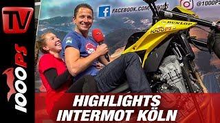 Download INTERMOT Köln 2018 - Die Motorrad Neuheiten 2019 - Messerundgang Video