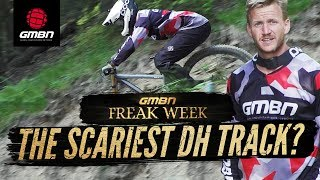 Download Is This The Scariest Mountain Bike Race Track? | Blake Rides Champéry Video