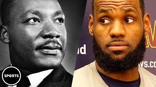 Download Black Athletes Reflect On Martin Luther King Jr.'s Legacy Video
