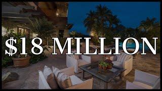 Download $18,000,000 BILLIONAIRES TROPICAL PARADISE (Luxury Smart Home) Video