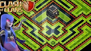 Download NEW TOWN HALL (TH9) FARMING/HYBRID BASE 2017 - CLASH OF CLANS(COC) Video