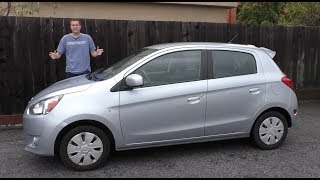 Download The Mitsubishi Mirage Is the Worst New Car You Can Buy Video