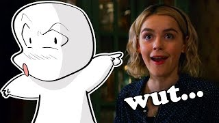 Download The Chilling Adventures of Sabrina is a weird show... Video