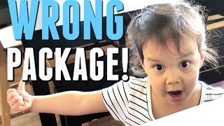 Download DELIVERY GUY SENT THE WRONG PACKAGE! - June 01, 2017 - ItsJudysLife Vlogs Video