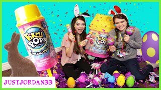 Download Pikmi Pops Surprise Giant PushMi Up Pinata Challenge / JustJordan33 Video