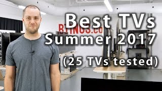 Download Best TVs of Summer 2017 (25 TVs tested) - Rtings Video