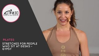Download Stretches for People Who Sit at Desks - Gypsy - Move 123 Video