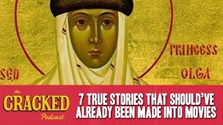 Download 7 True Stories That Should've Already Been Made Into Movies - The Cracked Podcast Video