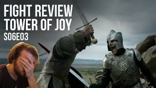 Download FIGHT REVIEW Game Of Thrones Season 6 Episode 3 Tower of Joy Video