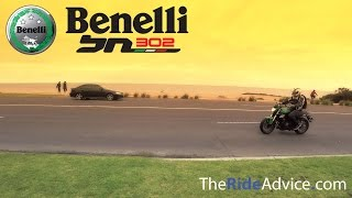 Download 2015 Benelli BN 302 Review - Benelli BN 302 Road Test Review Video