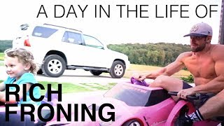 Download A Day in the Life of Rich Froning Video