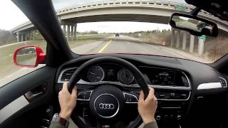 Download 2014 Audi S4 Quattro Manual - WR TV POV Test Drive 2/2 Video