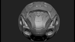 Download Zbrush - Hard Surface - Part 1 Video