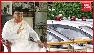 Download Kolkata Police Forcefully Removes Maulana Barkati's Red Beacon Video