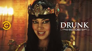 Download Cleopatra's Little Sister vs. The World (feat. Aubrey Plaza and David Wain) - Drunk History Video