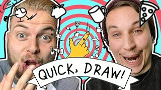 Download WHO'S THE BETTER ARTIST?! - Quick Draw! W/AshDubh Video
