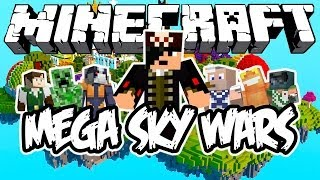 Download MEGA SKY WARS c/ Fenoninhos! - Minecraft (NOVO) Video