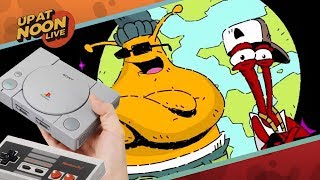 Download ToeJam & Earl Take Us Back To The 90s - Up At Noon Live! Video